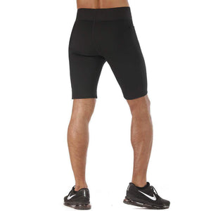 High Interval Running Compression Shorts 01
