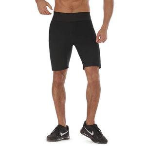 High Interval Running Compression Shorts 02