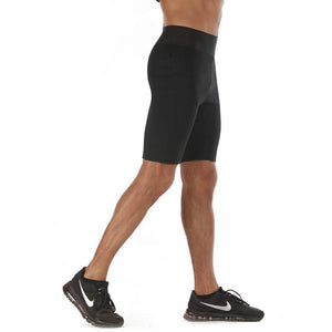 High Interval Running Compression Shorts 03