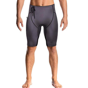 Men's Neoprene Swimsuit Jammer Shorts Trunks