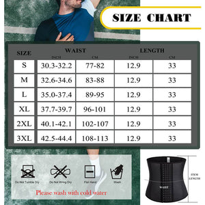 Gym Waist Trainer for Men