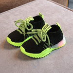 Child Casual Led Shoes Toddler Infant Kids Baby Girls Boys Mesh LED Light Luminous Sport Shoes Spring Autumn Winter Light Up Sneakers - LightUpLedShoes