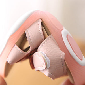 Light Luminous Sandals Kids Baby Girls Led Sport Sneaker Shoes Bowknot Sandals LED Sandals For Children Chaussures Fille Light Up LED Luminous