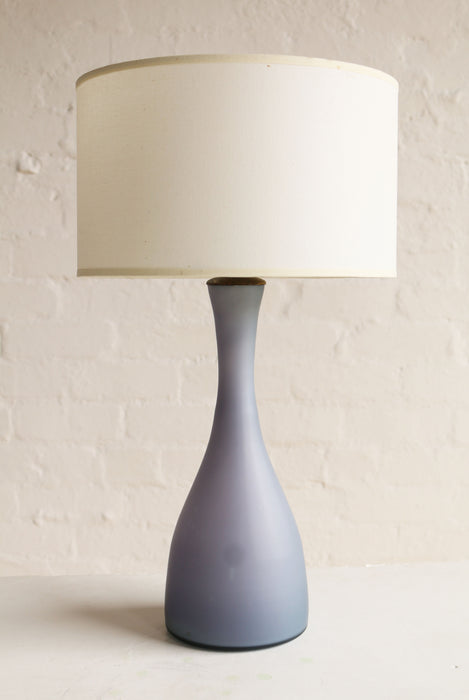Purple Holmegaard Lamp
