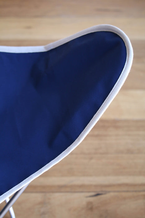 Navy Blue Canvas Cover
