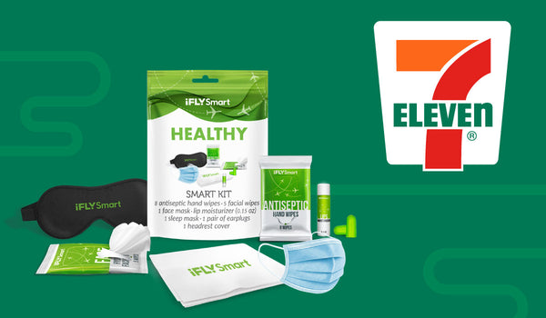 "iFLY Smart ""Healthy Kits"" Now Available At 7-Eleven Stores"