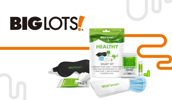 "iFLY Smart ""Healthy Kits"" Now Available Across All Big Lots Stores"