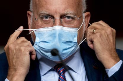 CDC Director Says That Wearing A Face Mask Is More Protective Against COVID-19 Than A Vaccine
