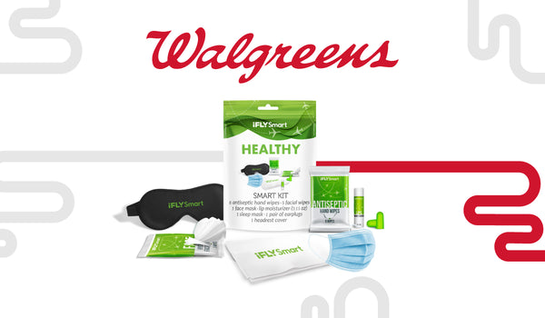 "iFLY Smart ""Clean Kits"" and ""Healthy Kits"" Now Available Across All Walgreens Stores"