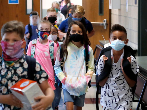 The New Back-to-School Essential: Face Masks for Students and Educators