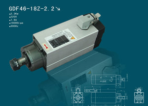 5HP CNC Spindle motor - OSAIN CNC Router