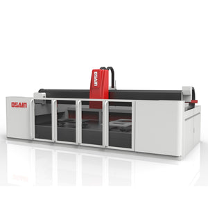 CNC Glass Machine for edge grinding and polishing - OSAIN CNC Router
