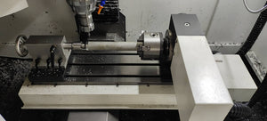 VMC425 Cnc Milling Machine For Metal With Bt30 Belt Spindle With Automatic Tool Changer