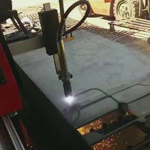 Load and play video in Gallery viewer, Plasma Cutting Machine For Metal Sheet Cutting