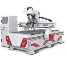 Charger l'image dans la galerie, 4'x8' MDF door making CNC Wood Router Price For panel furniture free shipping by sea - OSAIN CNC Router