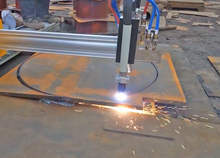 Load image into Gallery viewer, Plasma Cutting Machine For Metal Sheet Cutting