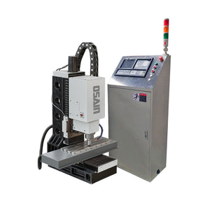 VMC422  cnc milling machine for metal milling and rigid tapping