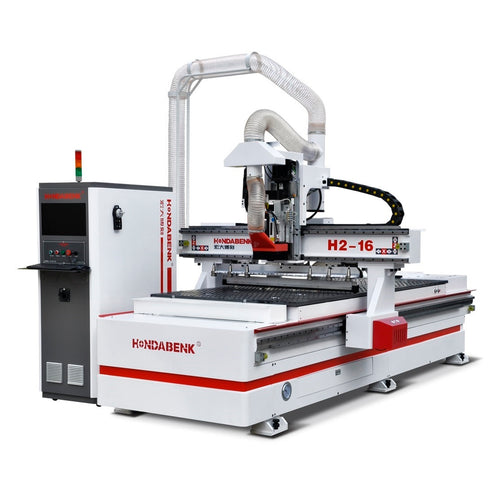 automatic cnc router with 16pcs tool changer for kitchen cabinet making - OSAIN CNC Router
