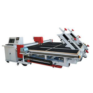 Cnc Automatic Integrated Glass Loading Cutting Machine - OSAIN CNC Router
