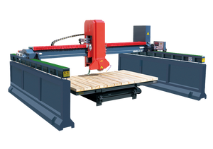 Infrared bridge cutter normal stone cutting machine
