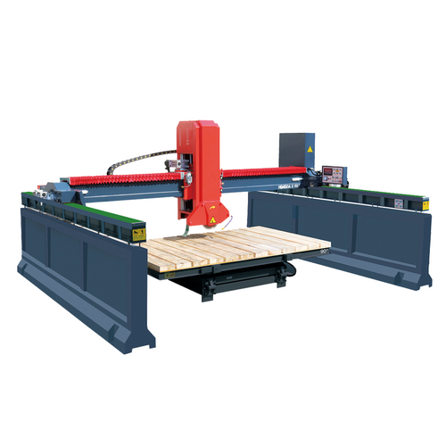 Infrared bridge cutter normal stone cutting machine - OSAIN CNC Router