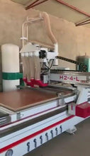 Load and play video in Gallery viewer, cabinet making cnc router