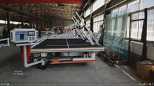 Load and play video in Gallery viewer, Cnc Automatic Integrated Glass Loading Cutting Machine