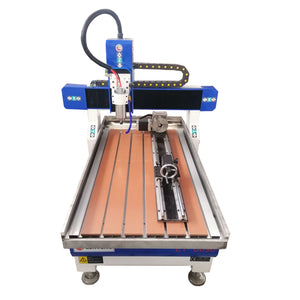 Homemade Low Cost 4axis Hobby CNC Router for sale free shipping by sea - OSAIN CNC Router