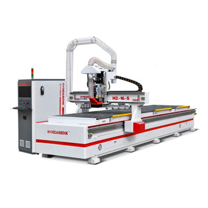 Double table cnc router for kitchen cabinet making - OSAIN CNC Router