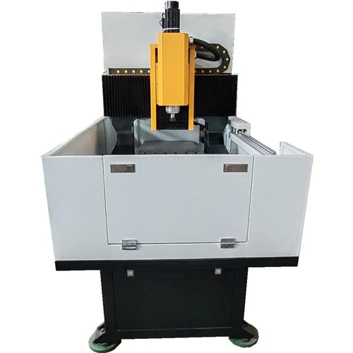 400X600mm 3axis cnc milling machine for aluminum and steel free shipping by sea - OSAIN CNC Router