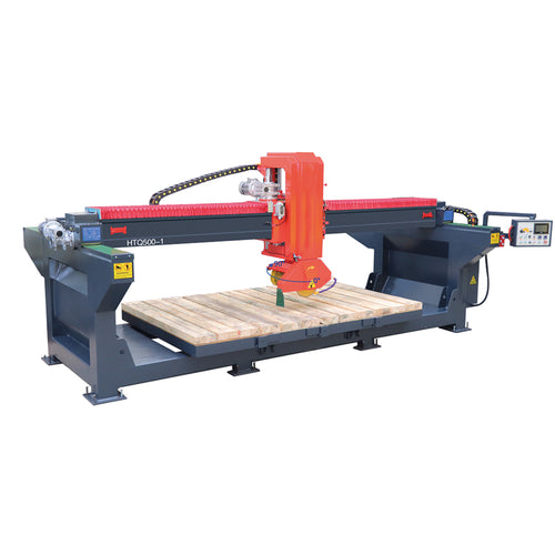 Integrated infrared Stone Bridge Saw Cutting Machine - OSAIN CNC Router