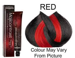 L'Oreal Professional Majicontrast Red colour 50ml-5 KOS   -30%