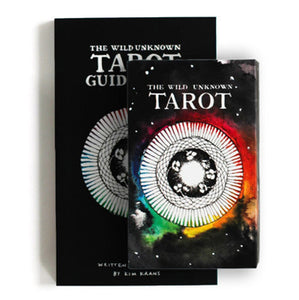 Wild Unknown Tarot Deck and Guidebook Official Keepsake Box Set