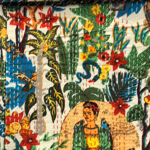 Frida Kahlo Coverlet