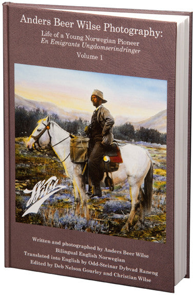 Anders Beer Wilse: Life of a Young Norwegian Pioneer (1884-1900 in USA)