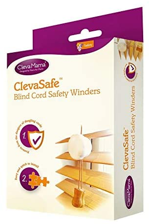 Clevamama - Clevasafe Blind Cord 6pk