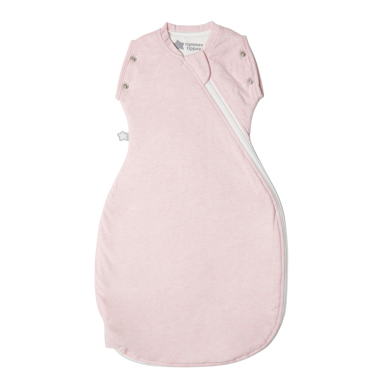 Tommee Tippee - 3-9m 2.5 Tog Pink Marl Snuggle