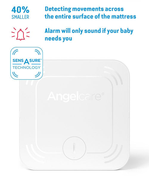 Angelcare- Ac327 Sound & Movement Baby Monitor