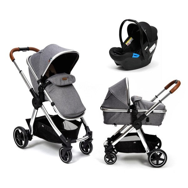 Babylo Panorama 2-in-1 Travel System & Car Seat