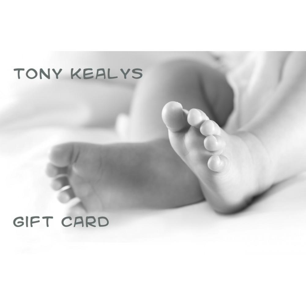 Tony Kealys Gift Card