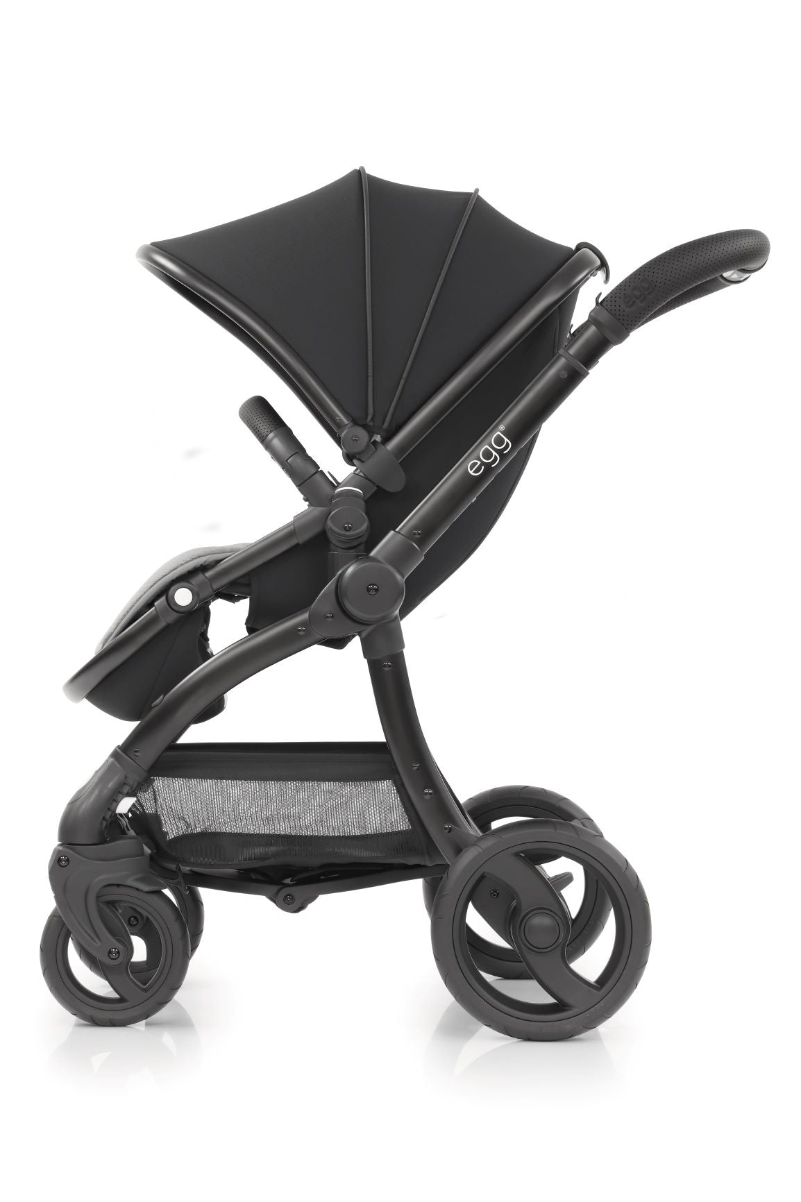 Egg special edition stroller/seat unit just black