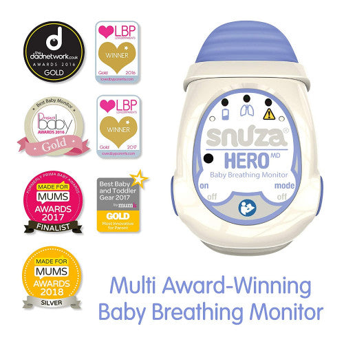 Snuza Hero Movement Monitor Medically Certified
