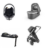 Uppababy Cruz V2 With Besafe Izi Go Modular & Base