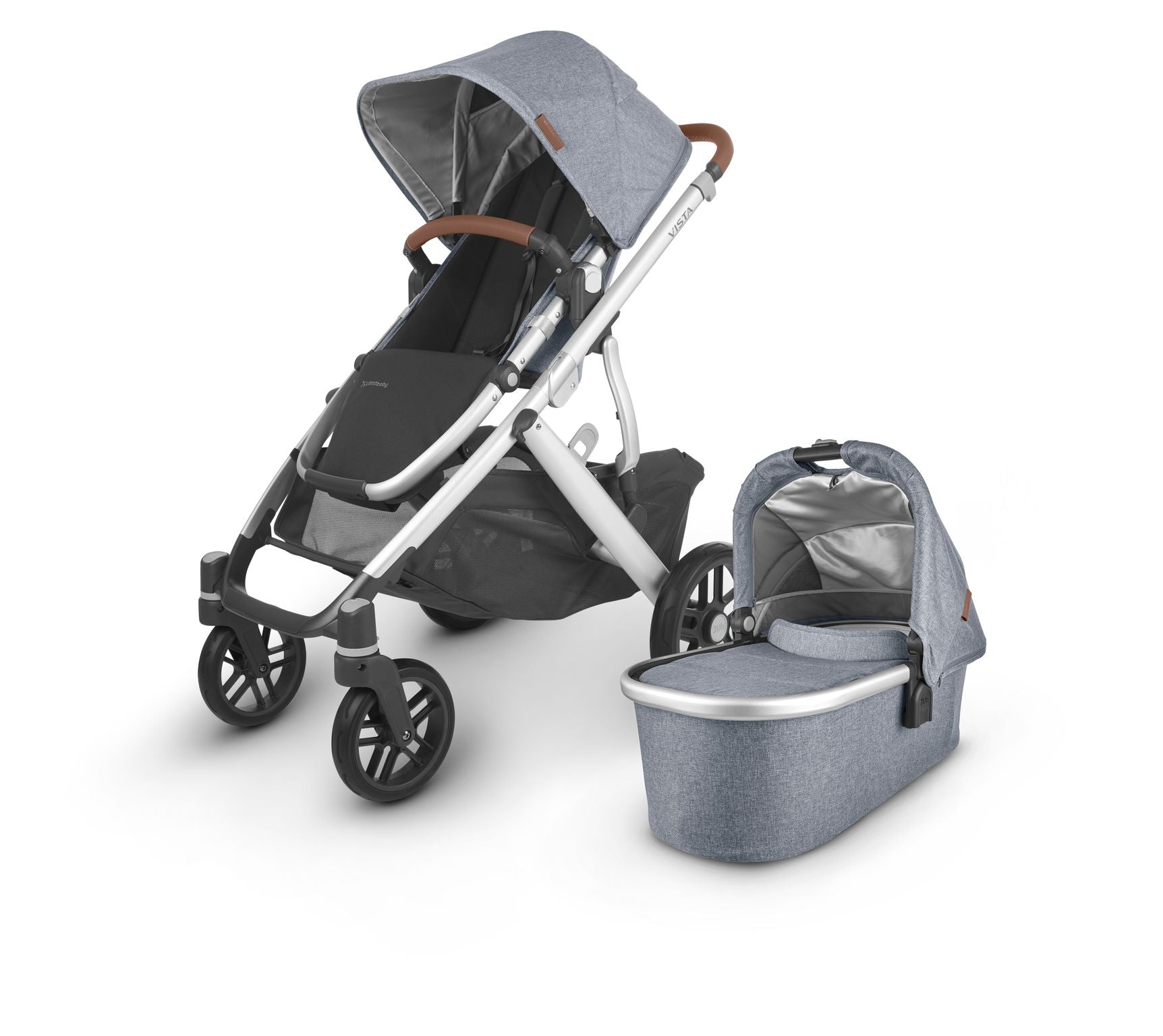 Uppababy Vista 2 Gregory