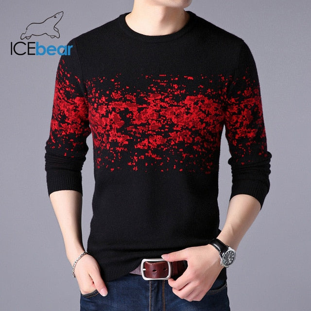 ICEbear 2019 New Men's Sweater High Quality Male Apparel Autumn Men's Brand Clothing 1726