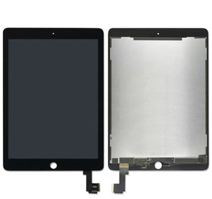 LCD Touch Screen Digitizer Glass Screen Display For iPad Air 2 black OR white A1566 A1567 Replacement