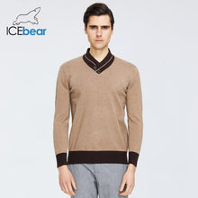 Load image into Gallery viewer, ICEbear spring 2020 new men's sweater warm v-neck sweater brand clothing 1912