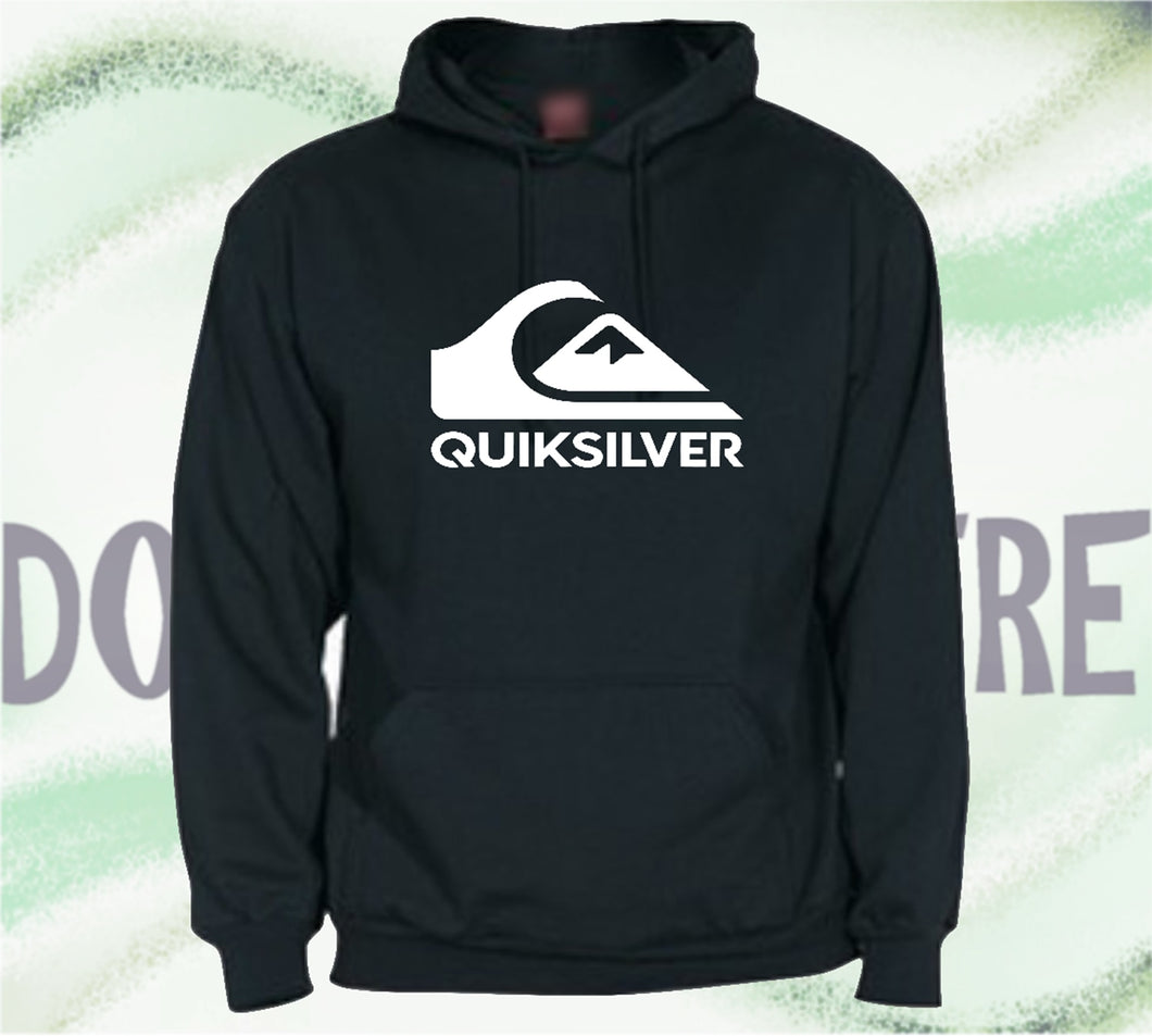 HOODED SWEATSHIRT TYPE QUIKSILVER CLASSIC MAN WOMAN CHILD