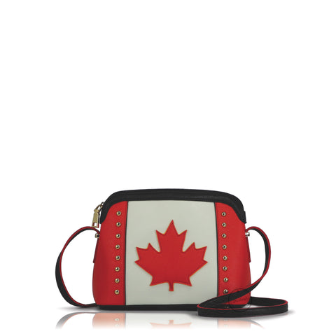 HDA-58-CA - Canada Flag Shoulder Bag