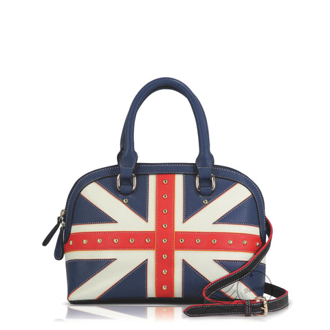 HDA-68-UK - United Kingdom Flag Handbag